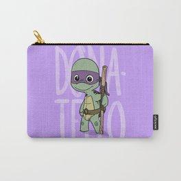 TMNT: Donatello (Cute & Dangerous) Carry-All Pouch
