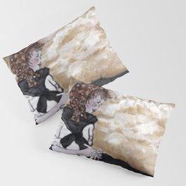 Lace Curtain Irish Pillow Sham