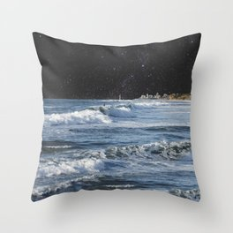 Dreamy World - Nature Photography. Throw Pillow