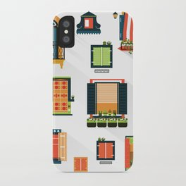 island of burano iPhone Case