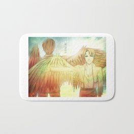 Wings of Freedom Bath Mat