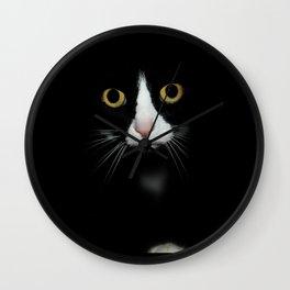 just cat Wall Clock