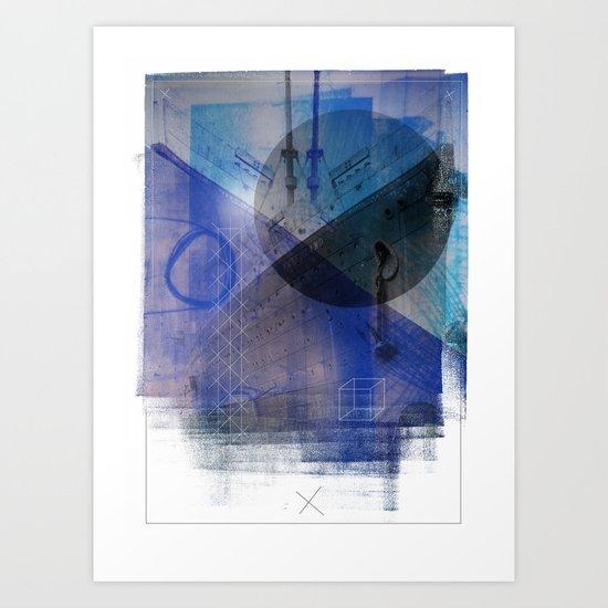 Vaterland Art Print