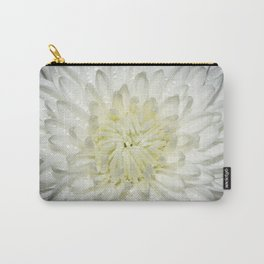 Delicate Flower Carry-All Pouch