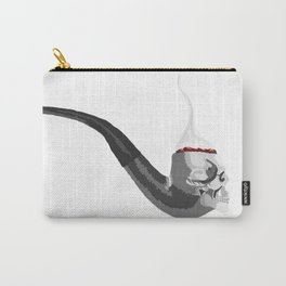 Skull Pipe Carry-All Pouch