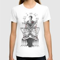 hannibal T-shirts featuring Hannibal by Lunzury