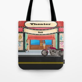 Theater by Liane Wright Tote Bag