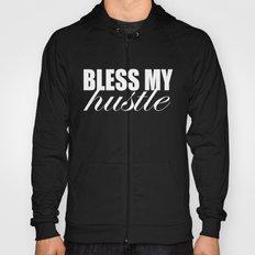 Simple Bless My Hustle Logo Hoody