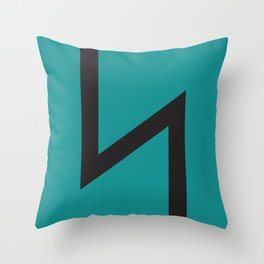 Showtasting - Rune 3 Throw Pillow