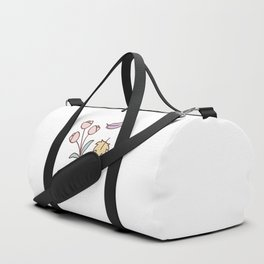 Cute Dungeons and Dragons Druid class Duffle Bag