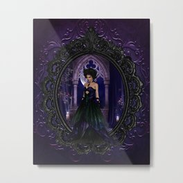 Gothica Metal Print