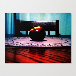 Poison Apple 2 Canvas Print