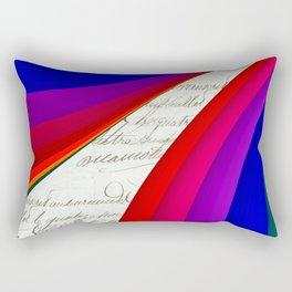 fluid -30c- Rectangular Pillow