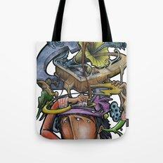 Crazy 4 Music - Mr.Klevra Tote Bag