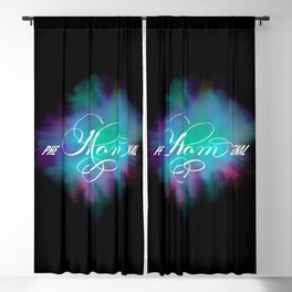 PHE-Mom-ENAL Phenomenal Mom Mother's Day Blackout Curtain