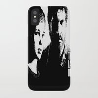 the last of us iPhone & iPod Cases featuring The Last of Us  by Black And White Store