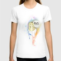 buffy the vampire slayer T-shirts featuring Buffy the Vampire Slayer by Nasstache