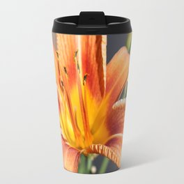 Tigerlily Travel Mug
