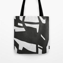 Black Expressionism XIX Tote Bag