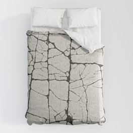 Cracked Crossing Comforters
