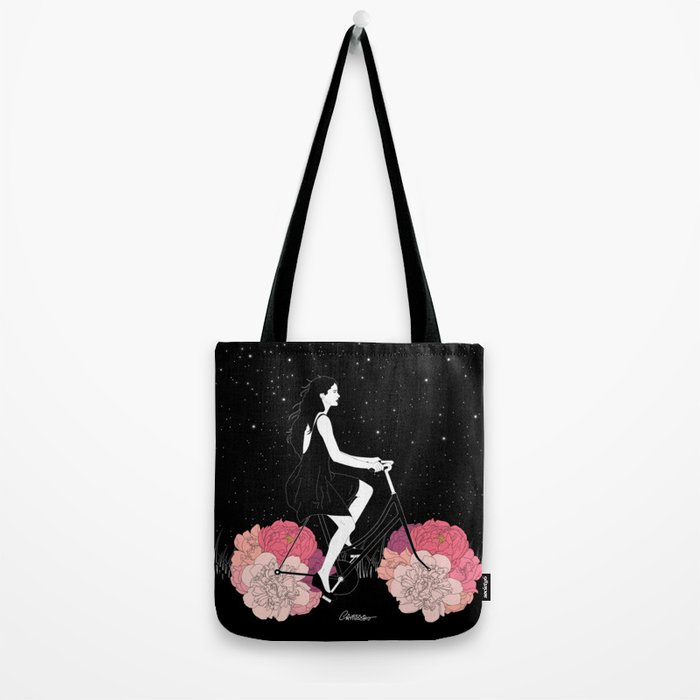 Spring Ride Tote Bag