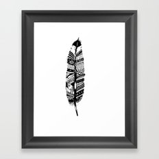 A long time ago I used to be an Indian (2) Framed Art Print