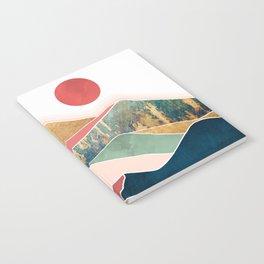 Spring Dusk Notebook
