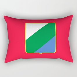 flag of Abruzzo Rectangular Pillow