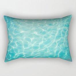 Palm Springs Summer Rectangular Pillow