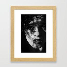 I Get What I Want Framed Art Print