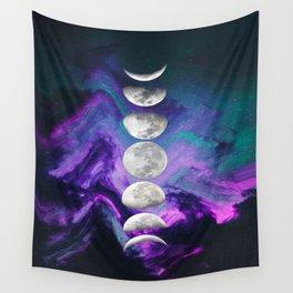Hey Moon Wall Tapestry