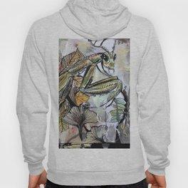 Peace, mantis Hoody