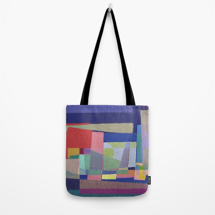 Olympic Village Tote Bag