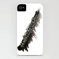 oboe iPhone (4, 4s) Slim Case