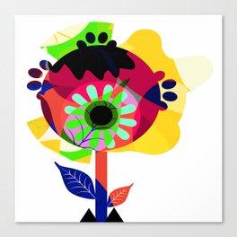 Fleurs 03 Canvas Print
