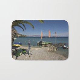 Ipsos beach Bath Mat