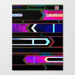 OVERCOMER Canvas Print