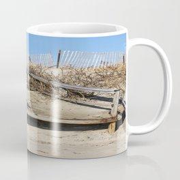 Old Wooden Board Walk Coffee Mug