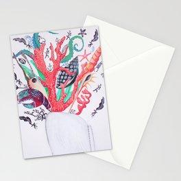 Ocean Arrangements Stationery Cards