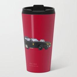 Mad Max | Famous Cars Travel Mug