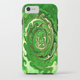 Irish Green iPhone Case