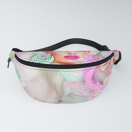 digital couture Fanny Pack