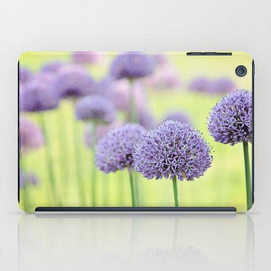 Allium dreams iPad Case