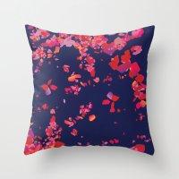 wedding Throw Pillows featuring Wedding by Bomburo