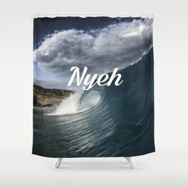 Nyeh Shower Curtain
