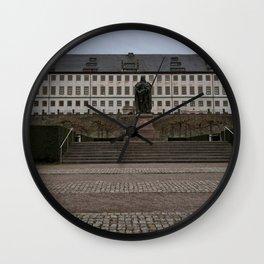 Friedenstein Palace Wall Clock