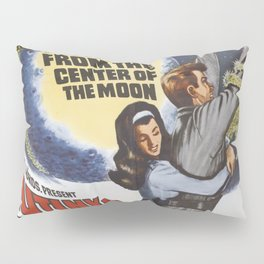 From The Center Of The Moon Pillow Sham