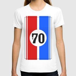Lola T70 Racing Design T-shirt