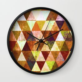 Flagstaff Wall Clock