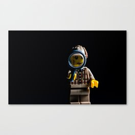 The Game Is Afoot! Canvas Print